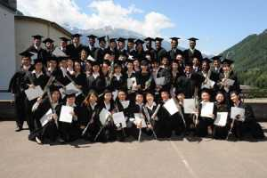 20090602 ssth hotel management school graduates