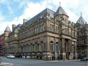 Leeds Metropolitan University 2 1