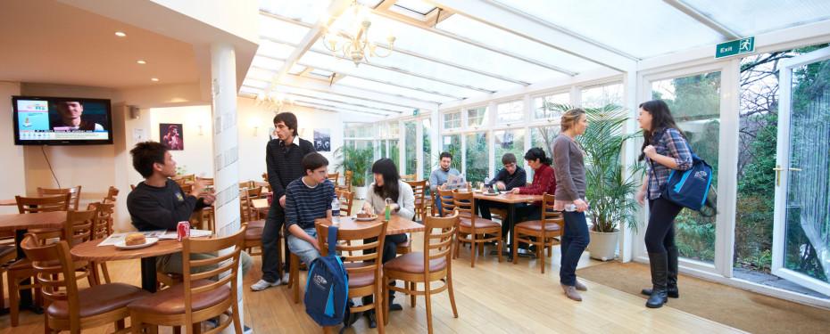 grossbritannien london st gilles highgate cafe