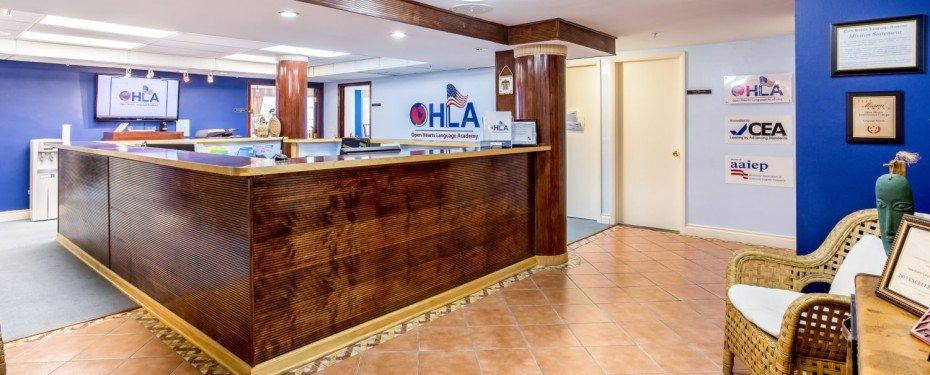 Main Lobby OHLA Office